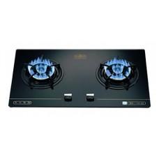 氣霸 內置雙頭煮食爐 (石油氣)