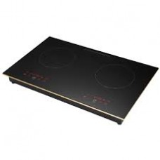 Sanki 山崎  雙頭電磁電陶爐- 2800w