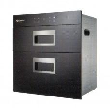 山崎 嵌入式光波消毒碗櫃 – 90公升