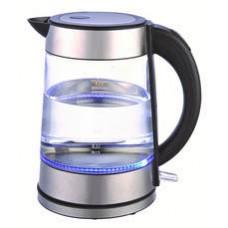 山崎 LED藍光玻璃快速水壺 - 1.7公升